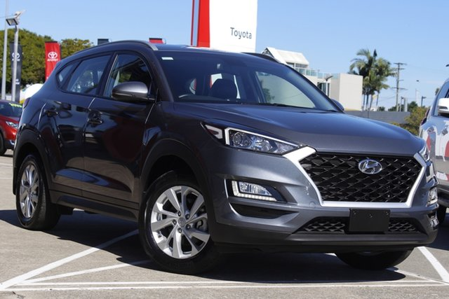 Pre-Owned Hyundai Tucson TL3 MY19 Active X 2WD Albion, 2019 Hyundai Tucson TL3 MY19 Active X 2WD Grey 6 Speed Automatic Wagon