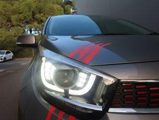 2019 Kia Picanto JA MY20 GT-Line Grey 4 Speed Automatic Hatchback.