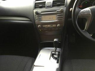 2009 Toyota Aurion GSV40R Touring SE Black 6 Speed Auto Sequential Sedan