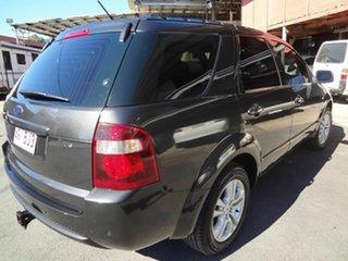 2010 Ford Territory SY MkII TS (RWD) Grey 4 Speed Auto Seq Sportshift Wagon.