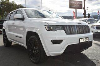 2017 Jeep Grand Cherokee WK MY17 Blackhawk White 8 Speed Sports Automatic Wagon