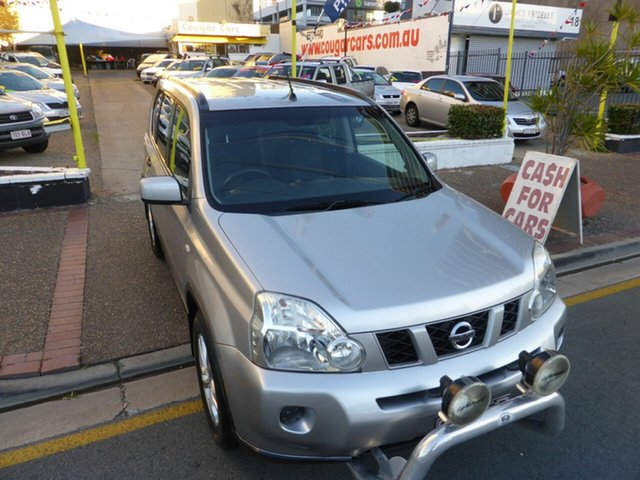Used Nissan X-Trail T31 MY10 ST (4x4) Southport, 2009 Nissan X-Trail T31 MY10 ST (4x4) Silver 6 Speed CVT Auto Sequential Wagon