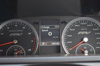2009 Ford Performance Vehicles GT FG Black 6 Speed Sports Automatic Sedan