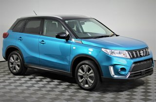 2020 Suzuki Vitara LY Series II 2WD Atlantis Turquoise 6 Speed Sports Automatic Wagon