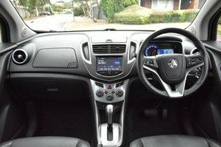 2016 Holden Trax TJ MY17 LTZ Silver 6 Speed Automatic Wagon.