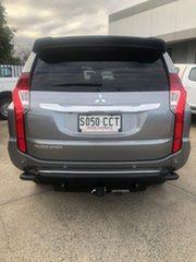 2019 Mitsubishi Pajero Sport QE MY19 Black Edition Grey 8 Speed Sports Automatic Wagon