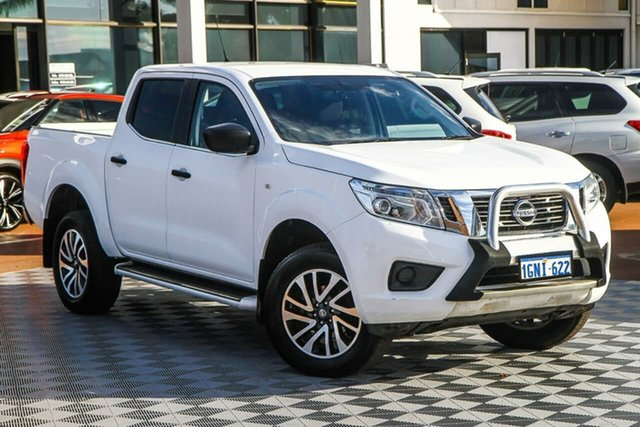 Used Nissan Navara D23 S2 SL Attadale, 2017 Nissan Navara D23 S2 SL White 7 Speed Sports Automatic Utility