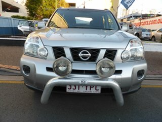 2009 Nissan X-Trail T31 MY10 ST (4x4) Silver 6 Speed CVT Auto Sequential Wagon