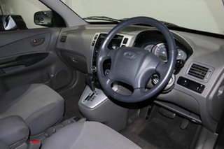 2007 Hyundai Tucson JM MY07 City SX Grey 4 Speed Sports Automatic Wagon