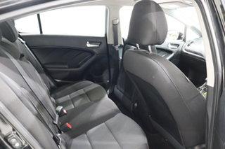 2016 Kia Cerato YD MY17 S Black/Grey 6 Speed Sports Automatic Sedan