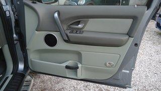 2006 Ford Territory SY Ghia Grey 4 Speed Sports Automatic Wagon