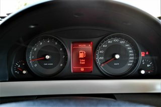 2012 Holden Ute VE II MY12 SV6 Red 6 Speed Sports Automatic Utility