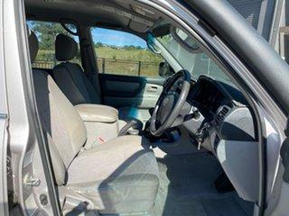 2002 Toyota Landcruiser HZJ105R GXL Silver 5 Speed Manual Wagon