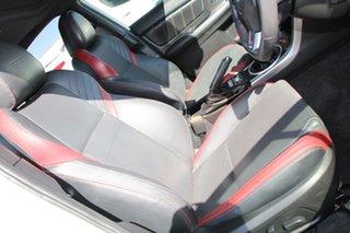 2016 Subaru WRX V1 MY17 STI AWD Premium White 6 Speed Manual Sedan
