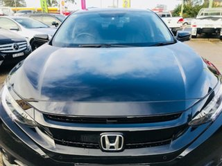 2018 Honda Civic 10th Gen MY18 RS Black 1 Speed Constant Variable Sedan