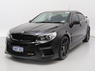 2014 Holden Special Vehicles GTS Gen F Black 6 Speed Auto Active Sequential Sedan.