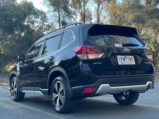 2019 Subaru Forester S5 MY19 2.5i-S CVT AWD Black 7 Speed Constant Variable Wagon