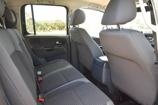 2013 Volkswagen Amarok 2H MY13 TDI400 4Mot Highline Black 6 Speed Manual Utility