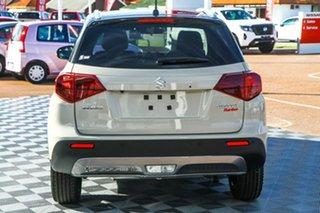 2021 Suzuki Vitara LY Series II Turbo 2WD Ivory & Black 6 Speed Sports Automatic Wagon.