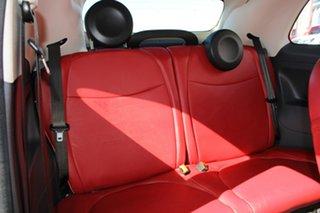 2012 Fiat 500C Series 1 MY12 Lounge Grey 5 Speed Manual Convertible