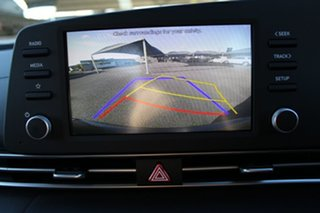 2021 Hyundai i30 CN7.V1 MY21 Active Iron Grey 6 Speed Sports Automatic Sedan