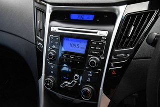 2011 Hyundai i45 YF MY11 Active Grey 6 Speed Sports Automatic Sedan