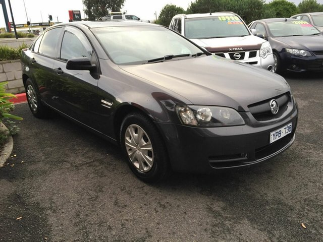 Used Holden Commodore VE MY08 Omega Traralgon, 2007 Holden Commodore VE MY08 Omega Grey 4 Speed Automatic Sedan