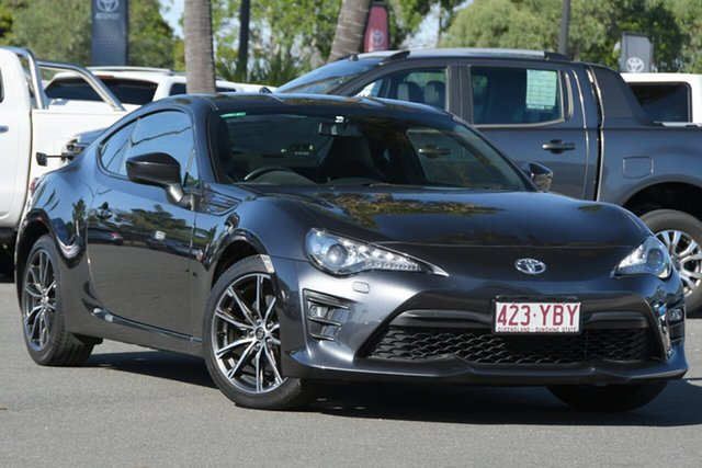 Used Toyota 86 ZN6 GTS North Lakes, 2018 Toyota 86 ZN6 GTS Grey 6 Speed Sports Automatic Coupe
