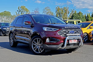 2018 Ford Endura CA 2019MY Titanium 8 Speed Sports Automatic Wagon.