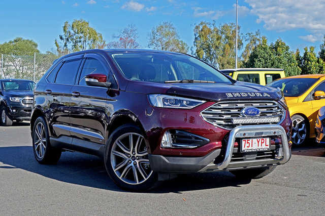 Used Ford Endura CA 2019MY Titanium Ebbw Vale, 2018 Ford Endura CA 2019MY Titanium 8 Speed Sports Automatic Wagon