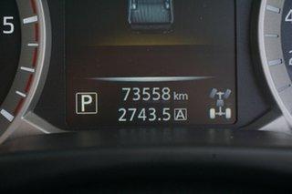 2015 Nissan Navara D23 ST-X White Diamond 7 Speed Sports Automatic Utility