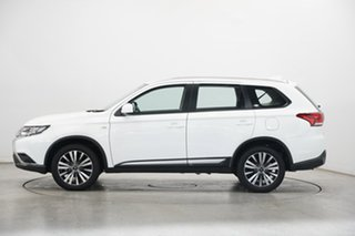 2018 Mitsubishi Outlander ZL MY18.5 ES AWD White 6 Speed Constant Variable Wagon.
