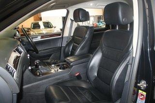 2015 Volkswagen Touareg 7P MY16 V6 TDI Blue 8 Speed Automatic Wagon