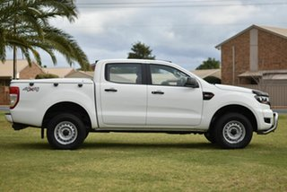 2015 Ford Ranger PX MkII XL White 6 Speed Sports Automatic Utility