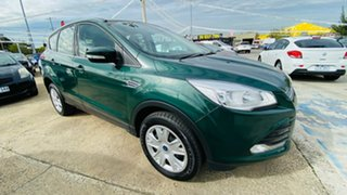 2016 Ford Kuga TF MY16 Ambiente AWD Green 6 Speed Sports Automatic Wagon.
