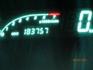 2004 Toyota Echo NCP10R Black 4 Speed Automatic Hatchback