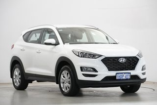 2020 Hyundai Tucson TL4 MY21 Active 2WD Pure White 6 Speed Automatic Wagon