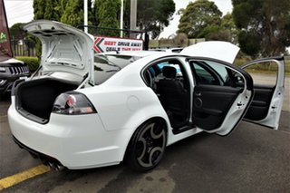 2007 Holden Commodore VE SS V White 6 Speed Sports Automatic Sedan