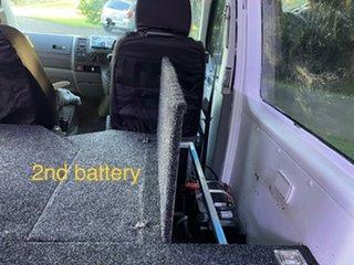 2007 Volkswagen Transporter T5 MY08 Low Roof Grey 5 Speed Manual Van