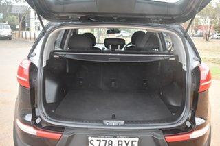 2011 Kia Sportage SL SI Black 5 Speed Manual Wagon