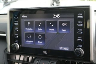 2019 Toyota RAV4 Axaa54R Edge AWD Electric Blue 8 Speed Sports Automatic Wagon