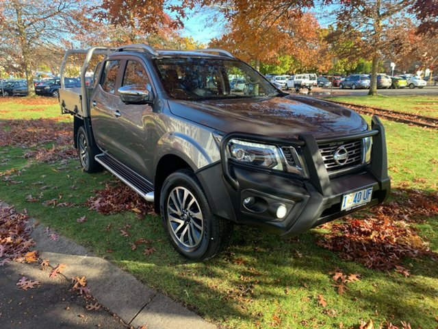 Used Nissan Navara D23 S4 MY20 ST Launceston, 2020 Nissan Navara D23 S4 MY20 ST Slate Grey 7 Speed Sports Automatic Utility