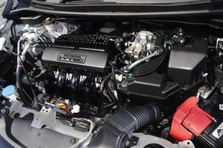 2014 Honda Jazz GF MY15 VTi-L White 1 Speed Constant Variable Hatchback