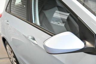2012 Hyundai i30 GD Active Blue 6 Speed Sports Automatic Hatchback.