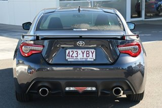 2018 Toyota 86 ZN6 GTS Grey 6 Speed Sports Automatic Coupe