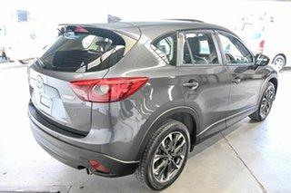 2016 Mazda CX-5 KE1022 Grand Touring SKYACTIV-Drive AWD Grey 6 Speed Sports Automatic Wagon
