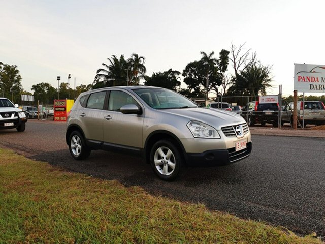 Used Nissan Dualis J10 MY2009 ST Hatch Pinelands, 2010 Nissan Dualis J10 MY2009 ST Hatch Silver 6 Speed Manual Hatchback