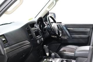 2014 Mitsubishi Pajero NW MY14 VR-X Grey 5 Speed Sports Automatic Wagon