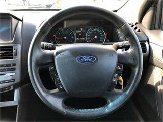 2013 Ford Falcon FG MkII G6 EcoBoost Maroon 6 Speed Sports Automatic Sedan