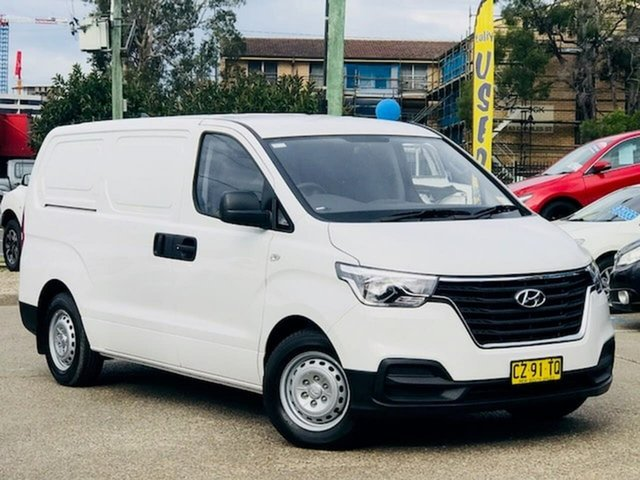 Used Hyundai iLOAD TQ4 MY21 Liverpool, 2021 Hyundai iLOAD TQ4 MY21 White 5 Speed Automatic Van